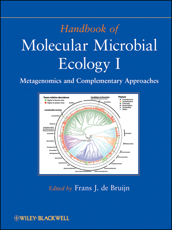 Frans J. de Bruijn Handbook of Molecular Microbial Ecology I. Metagenomics and Complementary Approaches molecular phylogeny of some species of the genus hordeum l