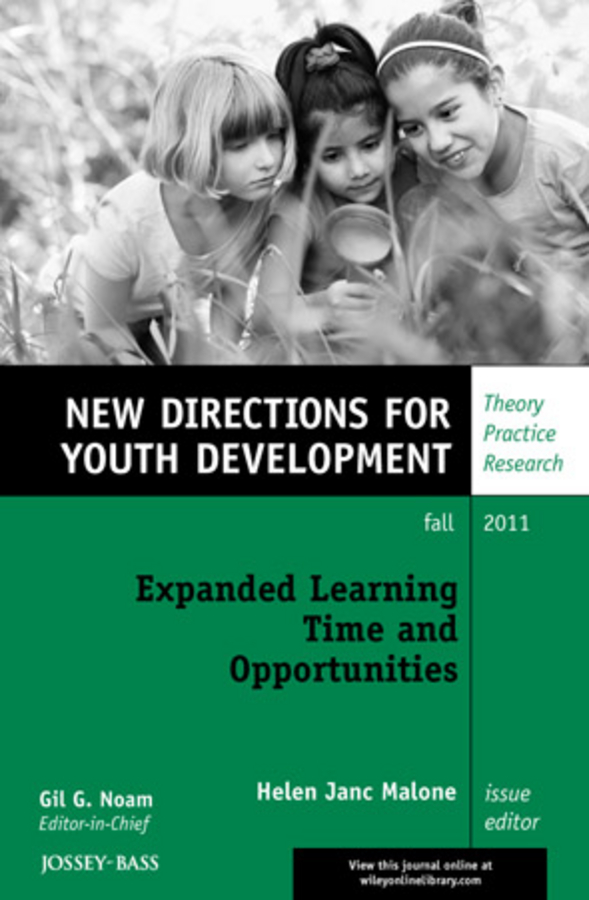 Malone Expanded Learning Time and Opportunities. New Directions for Youth Development, Number 131 все цены