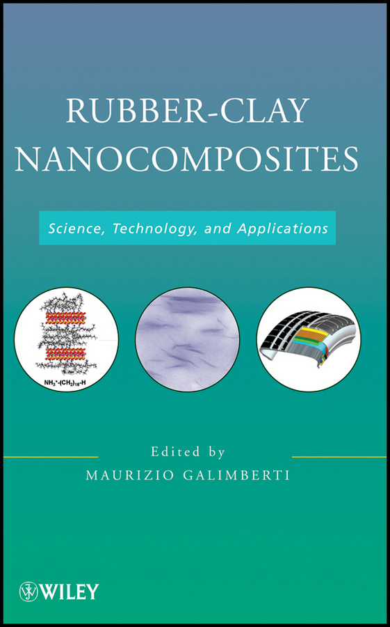Maurizio Galimberti Rubber-Clay Nanocomposites. Science, Technology, and Applications декор для дома bird polymer clay