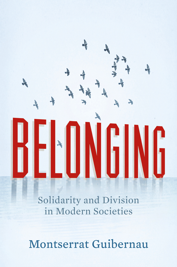 Montserrat  Guibernau Belonging. Solidarity and Division in Modern Societies duncan bruce the dream cafe lessons in the art of radical innovation