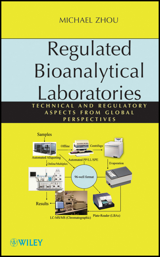 Michael  Zhou Regulated Bioanalytical Laboratories. Technical and Regulatory Aspects from Global Perspectives the quality of accreditation standards for distance learning