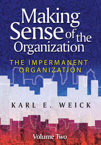 Karl Weick E. - Making Sense of the Organization, Volume 2. The Impermanent Organization