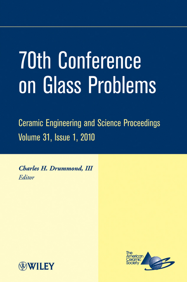 Charles H. Drummond, III 70th Conference on Glass Problems peace education at the national university of rwanda
