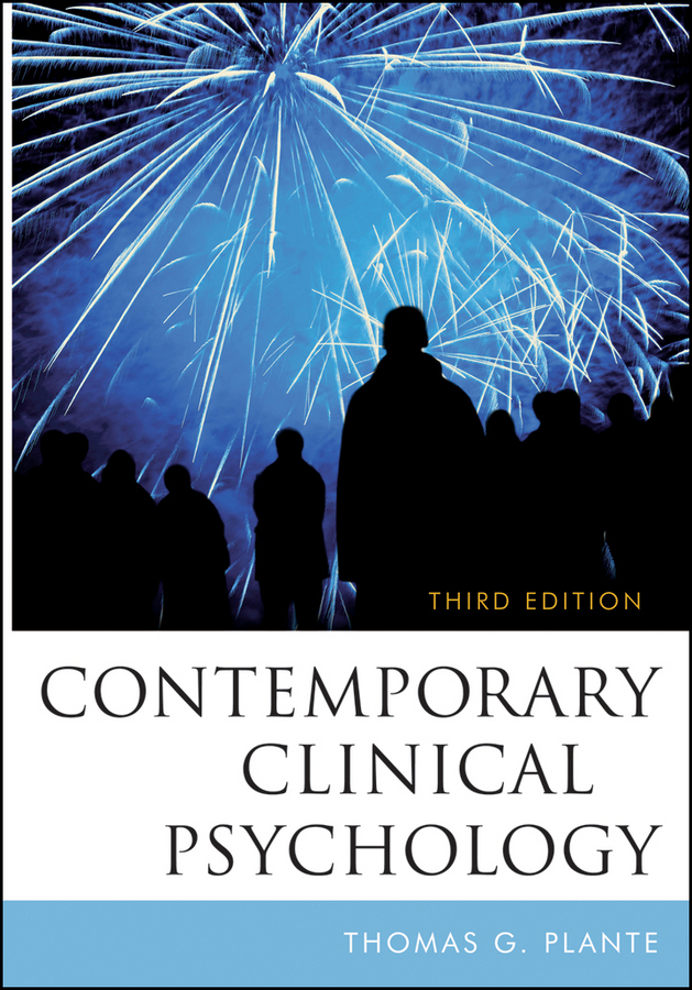 Thomas Plante G.. Contemporary Clinical Psychology