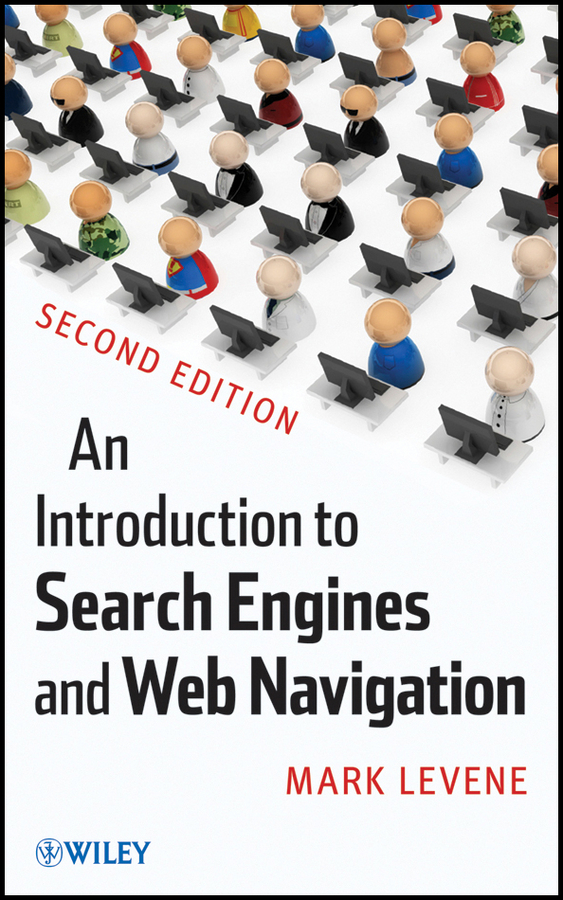 Mark Levene An Introduction to Search Engines and Web Navigation we and our day to day life