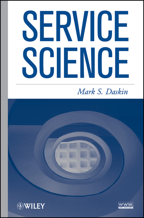 Mark Daskin S. Service Science handbooks in operations research and management science simulation 13