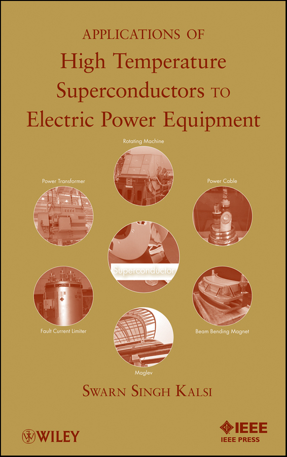 Swarn Kalsi S. Applications of High Temperature Superconductors to Electric Power Equipment novelty women s tote bag with rivet and radio shape design