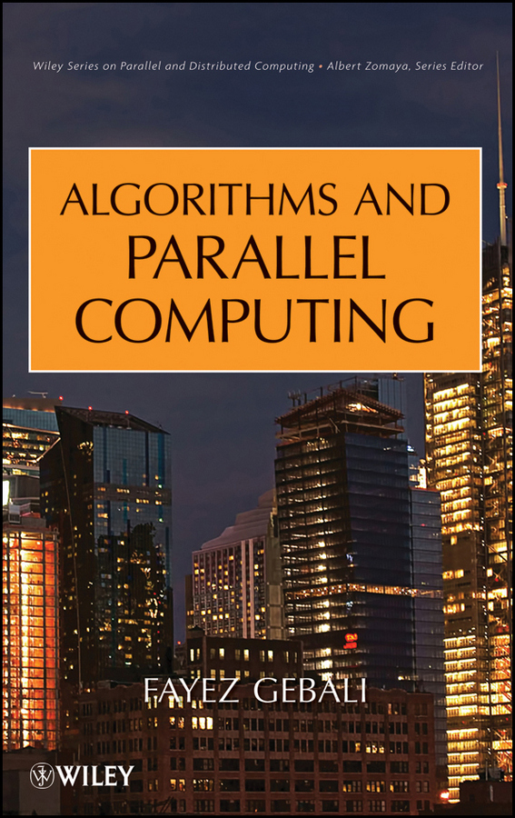 Fayez Gebali Algorithms and Parallel Computing toward a new steganographic algorithm for information hiding