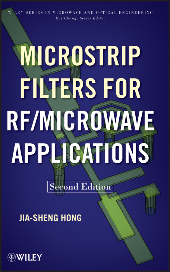 Jia-Sheng Hong Microstrip Filters for RF / Microwave Applications alkaline water ionizer hk 8018 with 2 pre filters and 1 inside filter