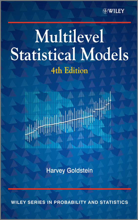 Harvey  Goldstein Multilevel Statistical Models wainer часы wainer wa 19060c коллекция wall street