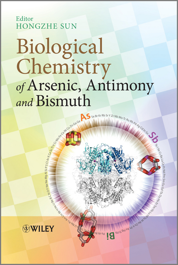 Hongzhe Sun Biological Chemistry of Arsenic, Antimony and Bismuth models atomic orbital of ethylene molecular modeling chemistry teaching supplies