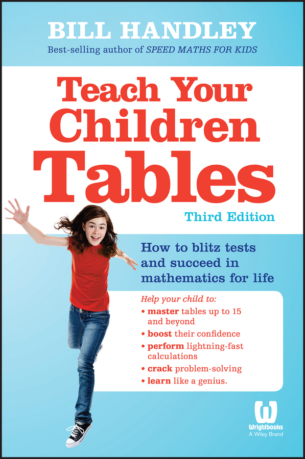 Bill  Handley Teach Your Children Tables bill schley the unstoppables tapping your entrepreneurial power