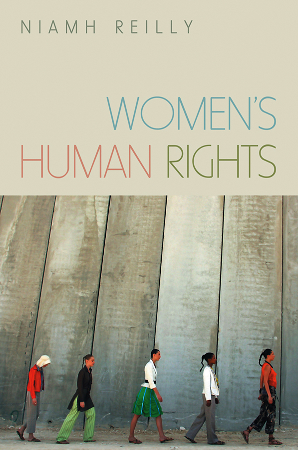 Niamh Reilly Women's Human Rights inhuman conditions – on cosmopolitanism and human rights