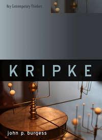 John Burgess P. - Kripke