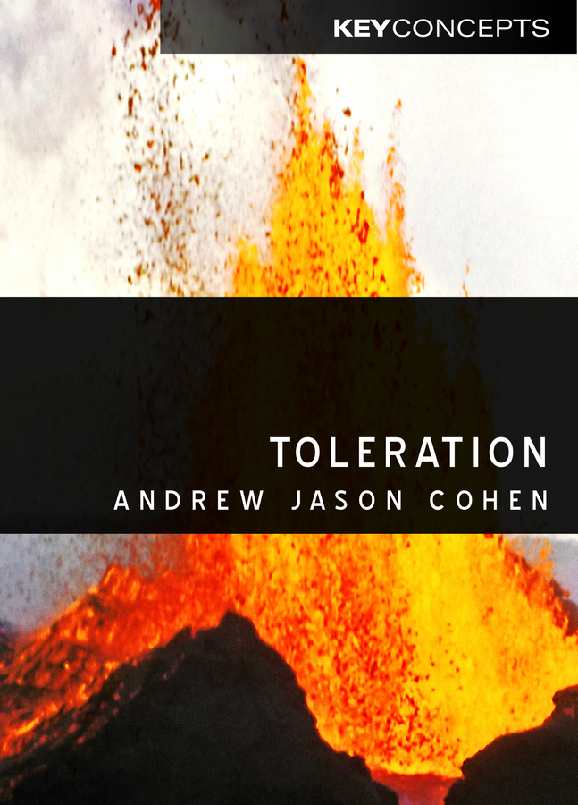 Andrew Cohen Jason Toleration why should i bother to keep fit