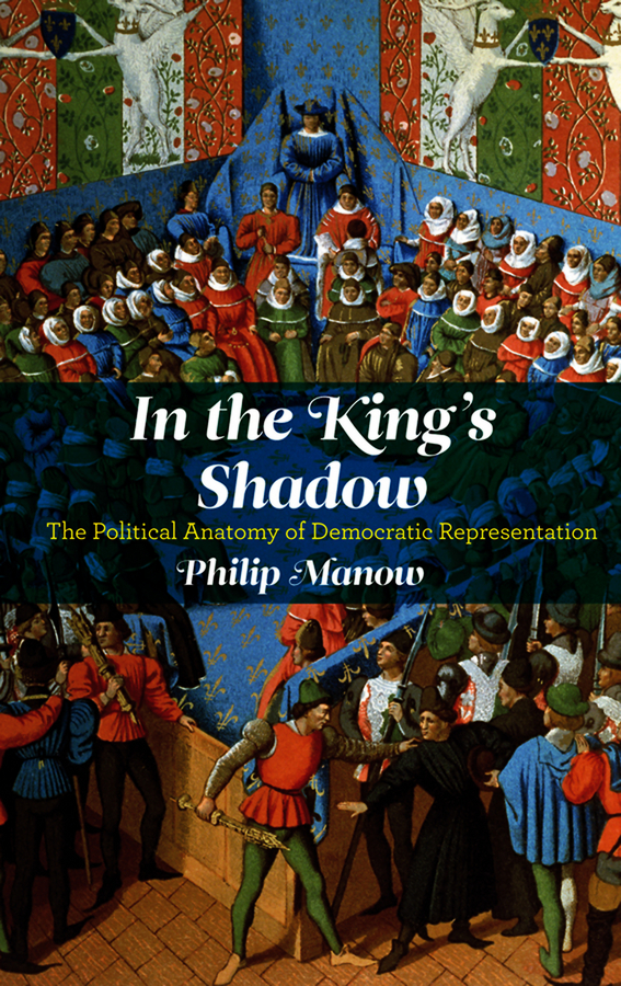 Philip Manow In the King's Shadow i m the vampire that s why