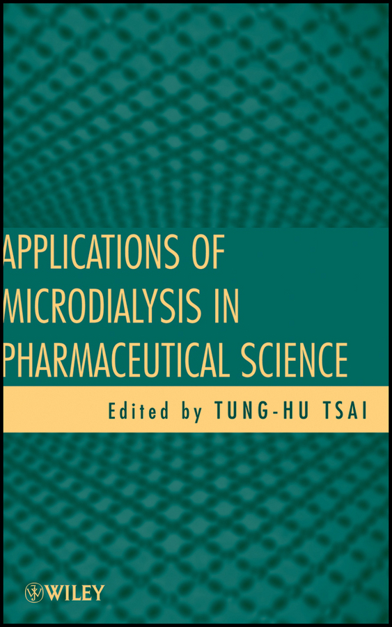 Tung-Hu  Tsai Applications of Microdialysis in Pharmaceutical Science handbooks in operations research and management science simulation 13