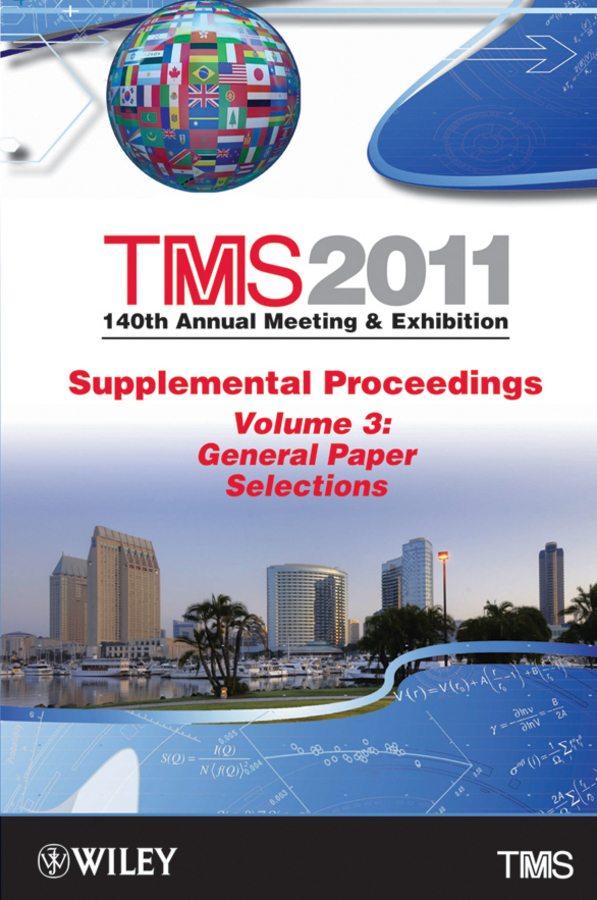 The Minerals, Metals & Materials Society (TMS) TMS 2011 140th Annual Meeting and Exhibition, General Paper Selections recovery of metals from sludges and wastewaters