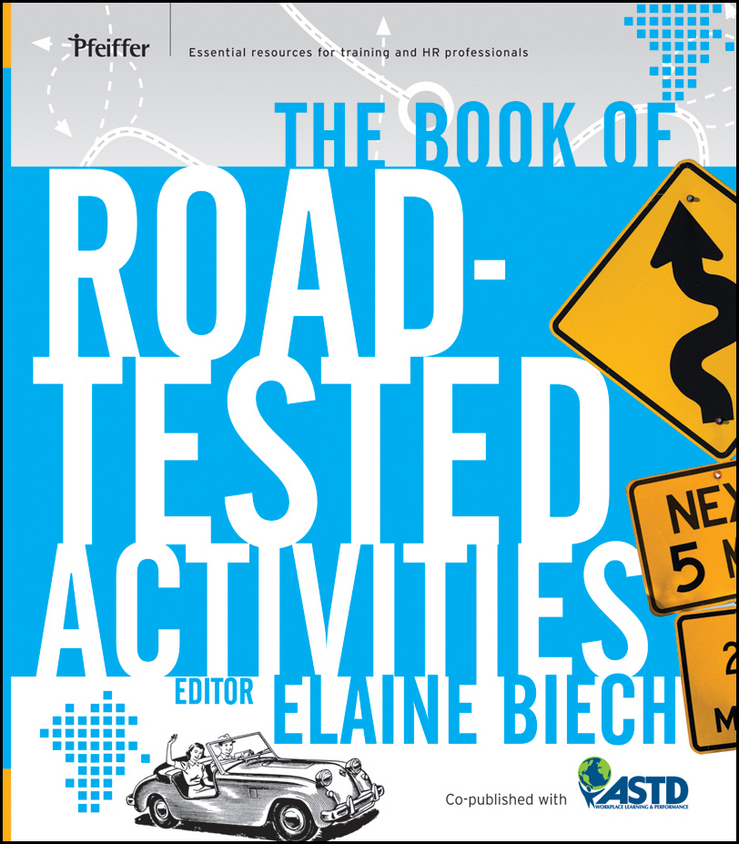 Elaine Biech The Book of Road-Tested Activities ISBN: 9781118063606 the triathlon training book