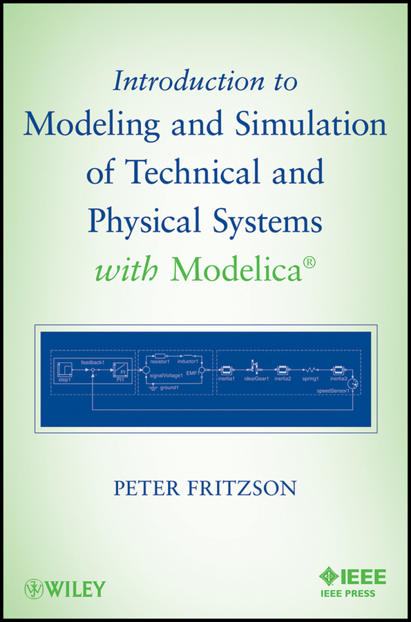 Peter Fritzson Introduction to Modeling and Simulation of Technical and Physical Systems with Modelica models atomic orbital of ethylene molecular modeling chemistry teaching supplies