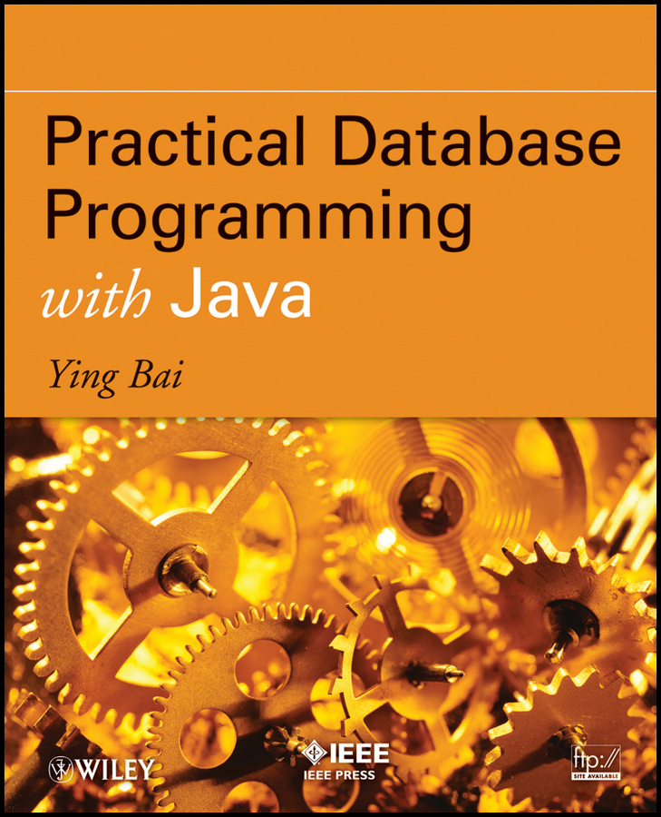 Ying Bai Practical Database Programming with Java advanced palmtm programming