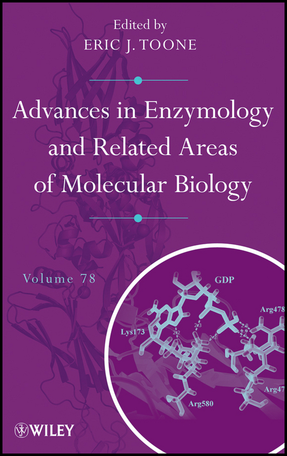 Eric Toone J. Advances in Enzymology and Related Areas of Molecular Biology bruce bridgeman the biology of behavior and mind