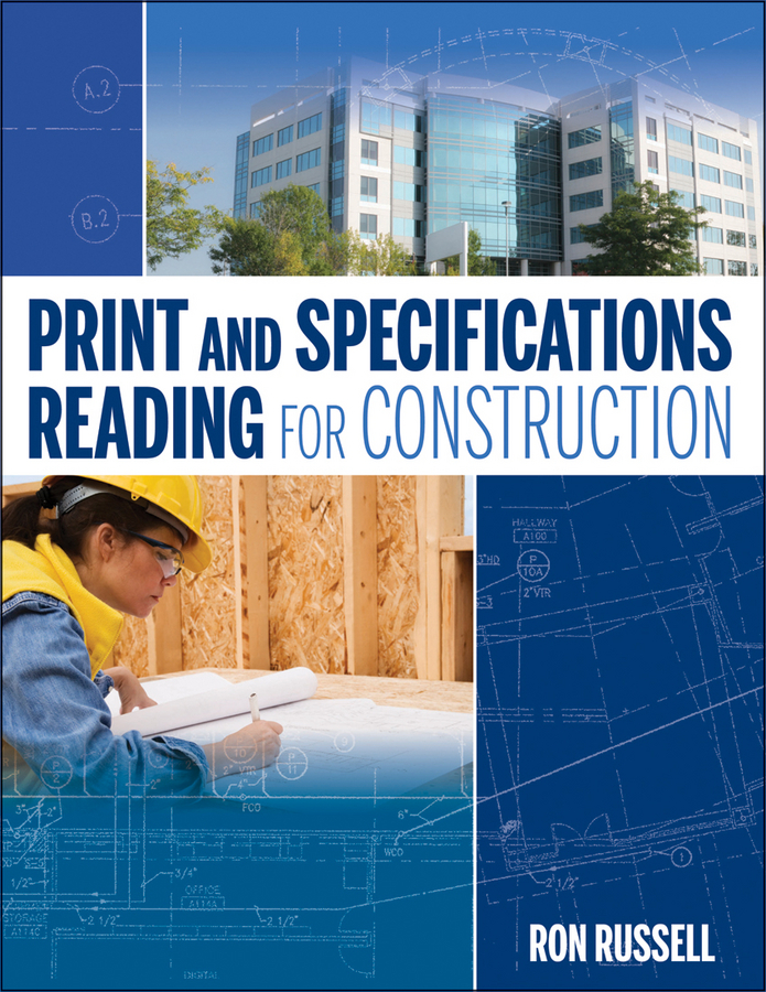 Ron Russell Print and Specifications Reading for Construction