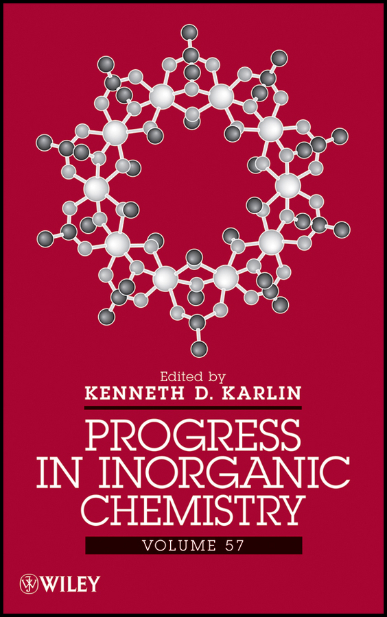 цены Kenneth Karlin D. Progress in Inorganic Chemistry
