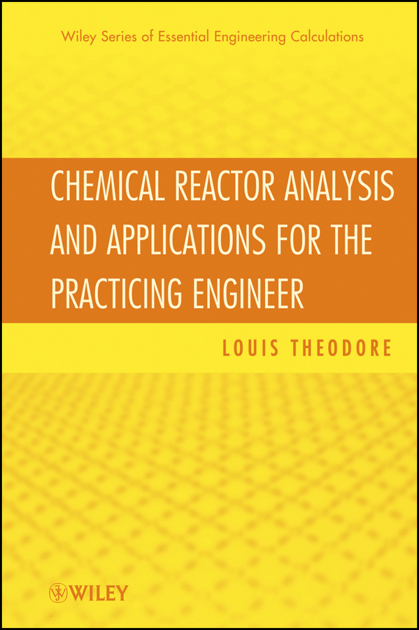 Louis Theodore Chemical Reactor Analysis and Applications for the Practicing Engineer hydrothermal autoclave reactor with teflon chamber hydrothermal synthesis 250ml