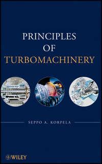 Seppo Korpela A. - Principles of Turbomachinery