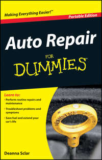 - Auto Repair For Dummies