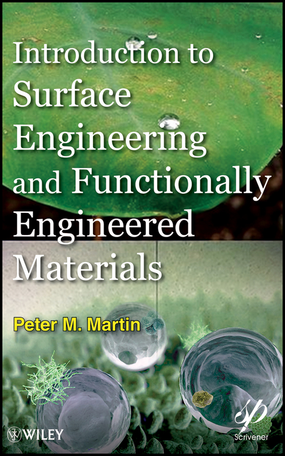 Peter Martin Introduction to Surface Engineering and Functionally Engineered Materials