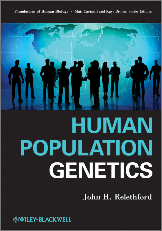 John Relethford H. Human Population Genetics vishal mali information retrieval system in human genetics
