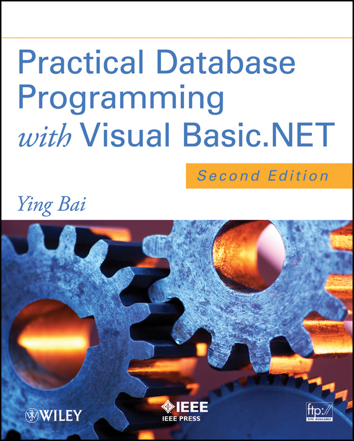Ying Bai Practical Database Programming with Visual Basic.NET advanced palmtm programming