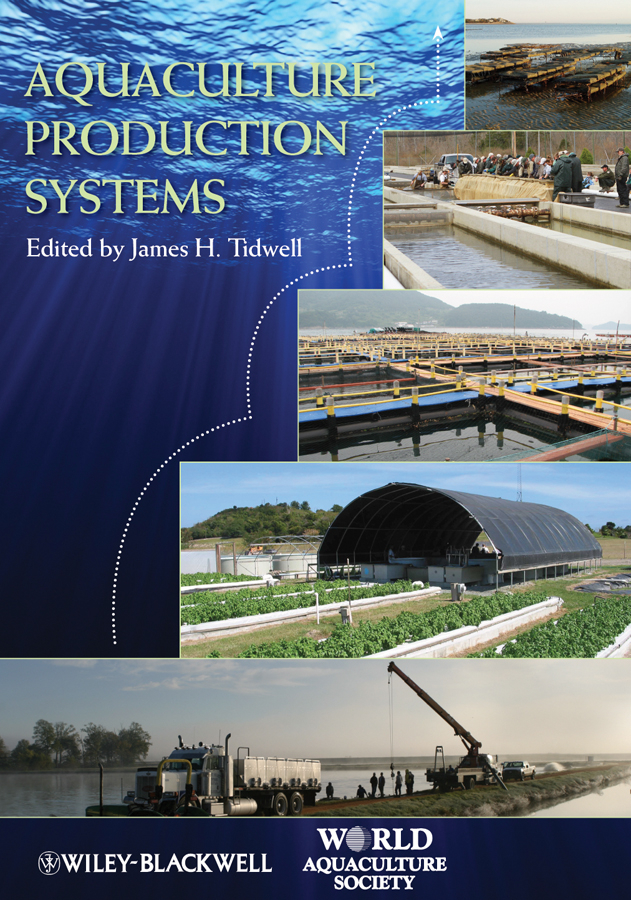 James Tidwell H. Aquaculture Production Systems bruce phillips lobsters biology management aquaculture
