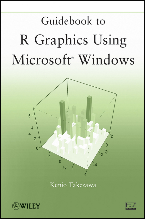 Kunio  Takezawa. Guidebook to R Graphics Using Microsoft Windows