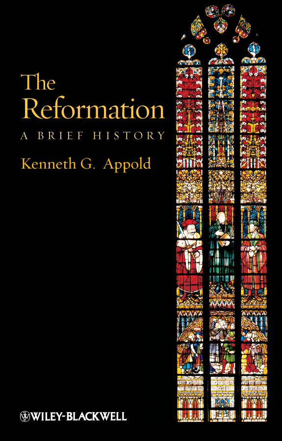 Kenneth Appold G. The Reformation. A Brief History ISBN: 9781444397673 тетрадь 96л а5ф клетка на гребне выб лак серия цветы