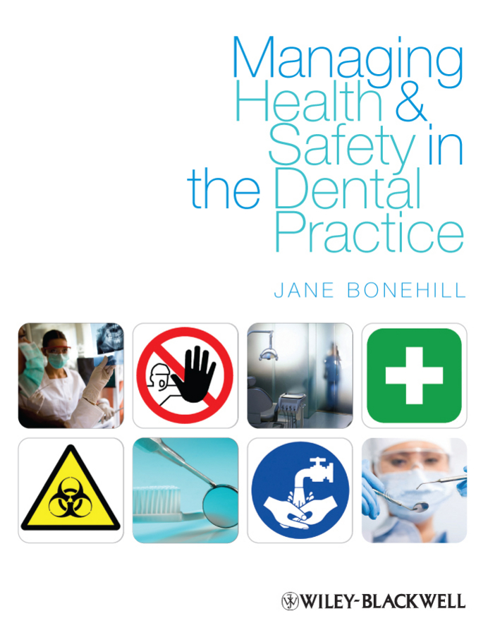 Jane Bonehill Managing Health and Safety in the Dental Practice. A Practical Guide ISBN: 9781444324990 dental simple head model apply to the oral cavity simulation training fixed on the dental chair for any position practice