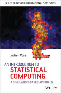 Jochen  Voss - An Introduction to Statistical Computing. A Simulation-based Approach