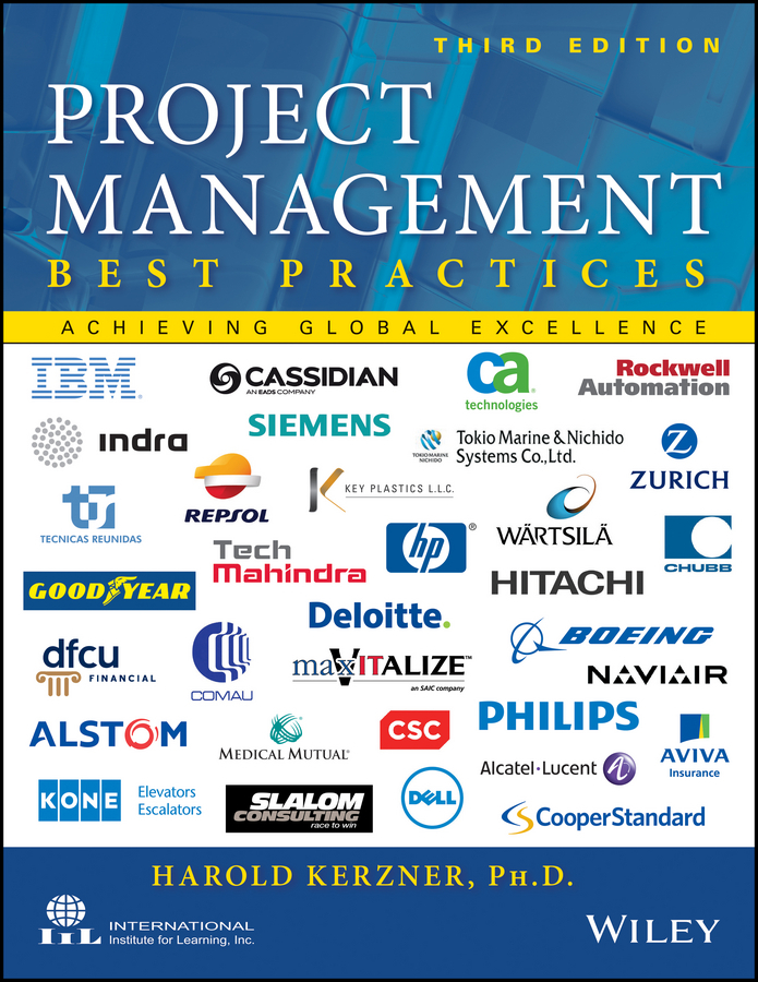 Harold Kerzner Project Management - Best Practices. Achieving Global Excellence reliable project management