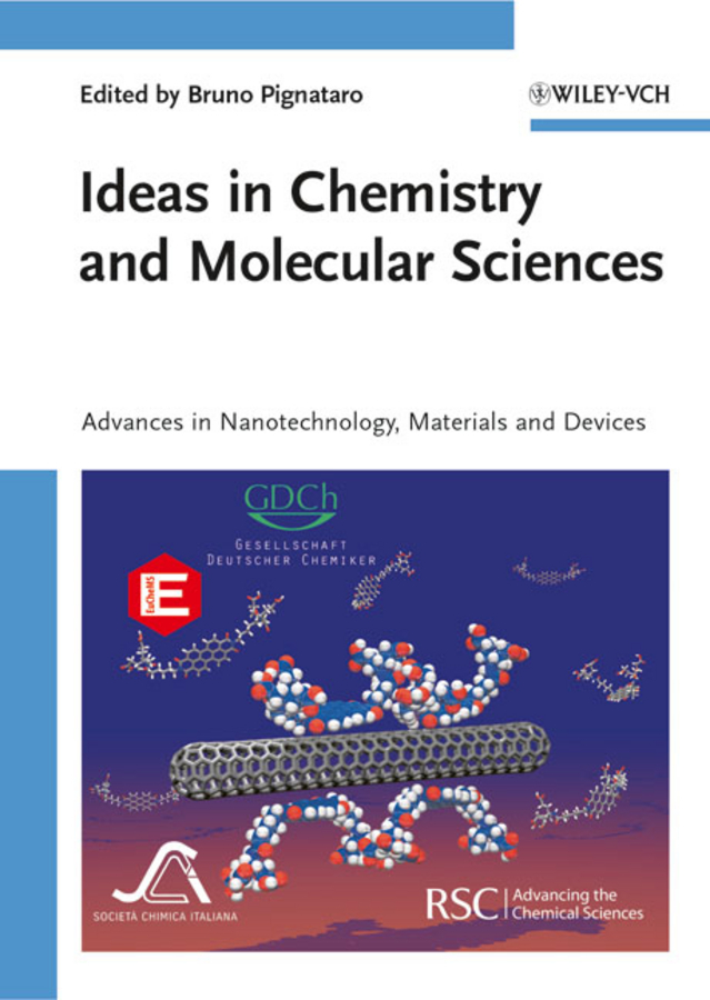 где купить Bruno Pignataro Ideas in Chemistry and Molecular Sciences. Advances in Nanotechnology, Materials and Devices ISBN: 9783527630547 по лучшей цене