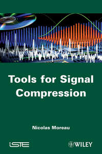 Nicolas  Moreau - Tools for Signal Compression. Applications to Speech and Audio Coding