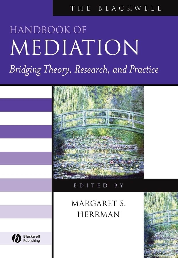 Margaret Herrman S. The Blackwell Handbook of Mediation. Bridging Theory, Research, and Practice dolphin 9101 2 ch remote control epp airplane glider model toy green black