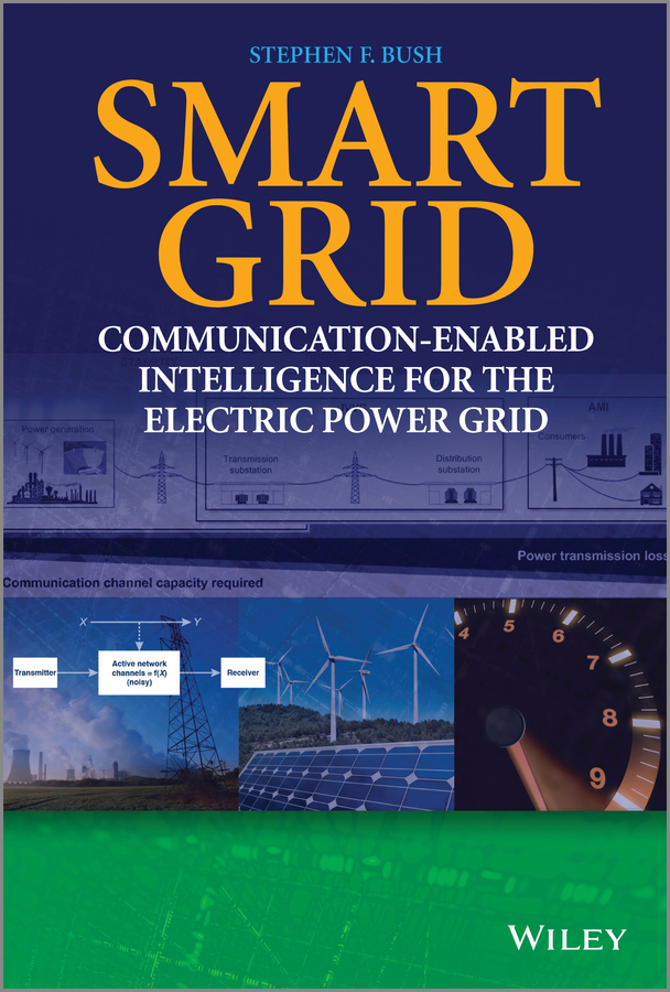 Stephen Bush F. Smart Grid. Communication-Enabled Intelligence for the Electric Power Grid 300w off grid inverter 12v dc to ac220v pure sine wave inverter for small solar or wind power system surge power 600w
