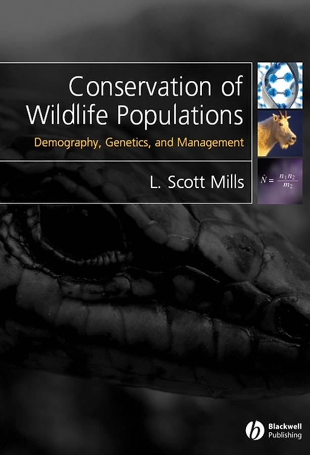L. Mills Scott Conservation of Wildlife Populations. Demography, Genetics and Management vinod kumar singh c p srivastava and santosh kumar genetics of slow rusting resistance in field pea