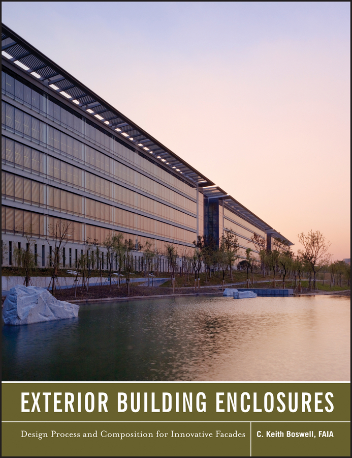 Keith Boswell Exterior Building Enclosures. Design Process and Composition for Innovative Facades ISBN: 9781118332795 in stock lepin 14036 785pcs nexoe the stone colossus of ultimate nexus destruction knights building blocks bricks toys for kids