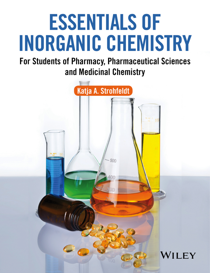 Katja Strohfeldt A. Essentials of Inorganic Chemistry. For Students of Pharmacy, Pharmaceutical Sciences and Medicinal Chemistry models atomic orbital of ethylene molecular modeling chemistry teaching supplies