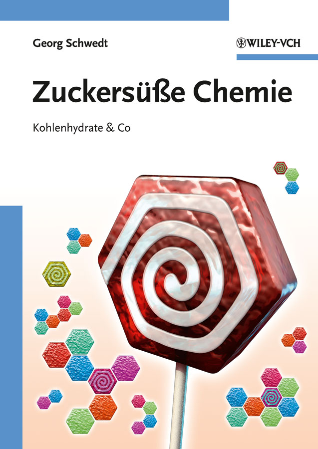 Georg Schwedt Zuckersüße Chemie. Kohlenhydrate and Co action pack glue and tips [set of 3]