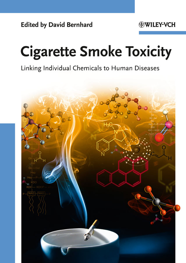 David Bernhard Cigarette Smoke Toxicity. Linking Individual Chemicals to Human Diseases тетрадь 96л а5ф клетка на гребне выб лак серия цветы