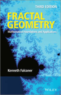 Kenneth  Falconer - Fractal Geometry. Mathematical Foundations and Applications